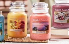 Wybrane świece Yankee Candle teraz do -30% taniej!