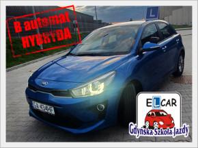 Kurs prawa jazdy kat B Automat Elcar Gdynia