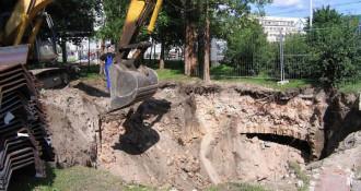 Pozostałości gdańskiej loży masońskiej