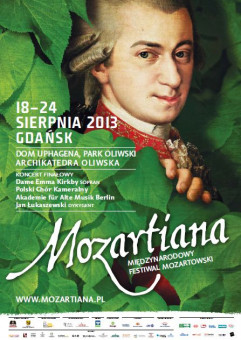 VIII Międzynarodowy Festiwal Mozartowski Mozartiana