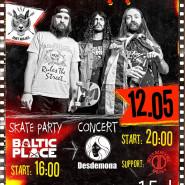 The Shrine: Koncert & Skate Party! 12.05 - Gdynia / Gdańsk