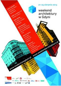 III Weekend Architektury w Gdyni