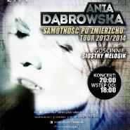 Ania Dąbrowska w Scenie