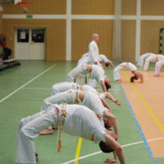 Abada Capoeira - młodzież i dorośli