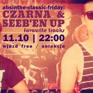 absinthe-classic-friday: Czarna & Seeb'en up