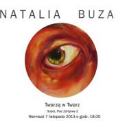 Natalia Buza - Twarzą w Twarz