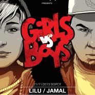 Jamal x Lilu