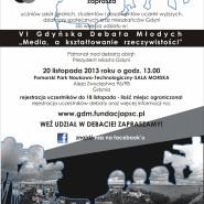 VI Gdyńska Debata Młodych