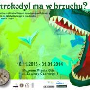 Co krokodyl ma w brzuchu?