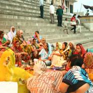 Literacko - filmowa podróż do Indii