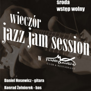 Wieczór jazz jam session