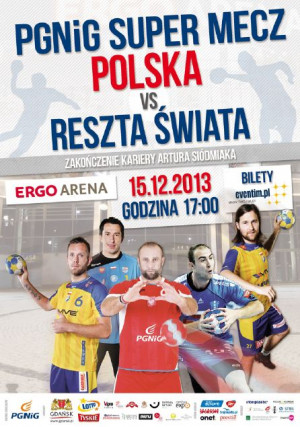 PGNiG Super Mecz Polska - Reszta Świata
