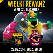 Koszykówka: TREFL Sopot - Energa Czarni Słupsk