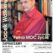 Spotkanie z Jackiem Walkiewiczem