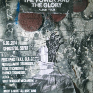 Perc - The Power and The Glory Album Tour