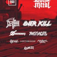 Dockmetal: Death To All, Overkill, Sanctuary