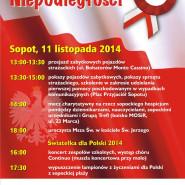 Narodowe Święto Niepodległości w Sopocie