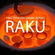 Pokaz wypalania ceramiki techniką RAKU