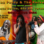 Ras Paddy & The Rockas + guests
