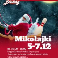 Mikołajki w MK Bowling