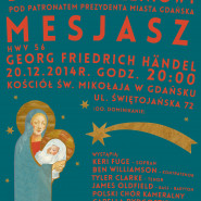 Doroczny Koncert Bożonarodzeniowy pod Patronatem Prezydenta Miasta Gdańska