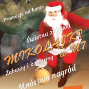 Mikołajkowa zabawa w Centrum U7!
