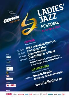 Ladies' Jazz Festival 2015