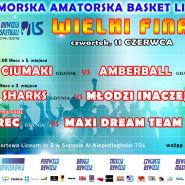 Finały Maxibasketball w Środowiskowej Basket Lidze