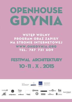 Festiwal Open House Gdynia