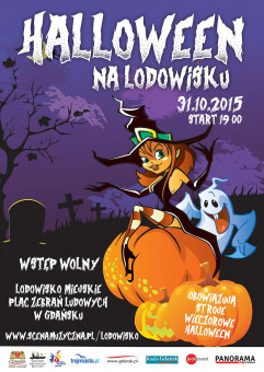 Halloween na Lodowisku