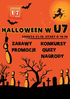 Halloween 2015 w U7