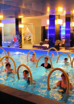 Aqua Aerobik w  Hotelu SPA Faltom****
