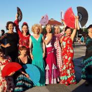Flamenco-lekcje tańca dla początkujących. Nowa grupa