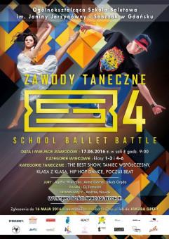 School Ballet Battle