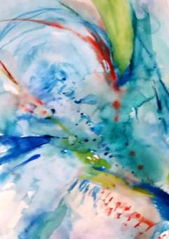Małgorzata Karczmarzyk - malarstwo: wernisaż