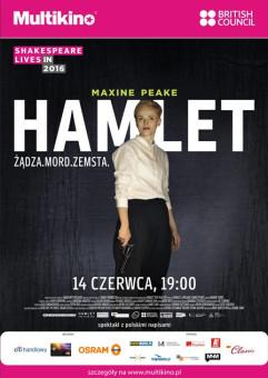 Maxine Peake Hamlet