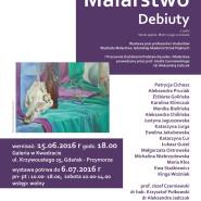 Wystawa Malarstwo. Debiuty