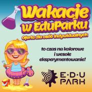 Chemia na Kolorowo - Wakacje w EduParku