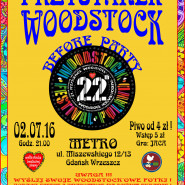 22. Przystanek Woodstock - Before Party