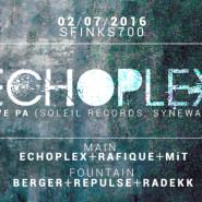 Echoplex (Soleil records, Synewave New York)