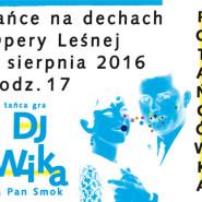 Potańcówka - tańce na dechach Opery Leśnej