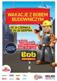 Filmowe wakacje z Bobem Budowniczym cz 4