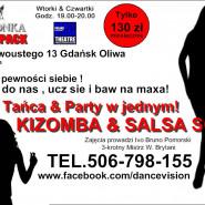 Kizomba- Salsa- Party