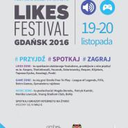 Likes Festival Gdańsk 2016