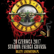 Guns N' Roses: support Killing Joke i Virgin