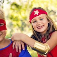 Odkryj w sobie Superbohatera! - zajęcia pokazowe dla dzieci z klas 1-3.