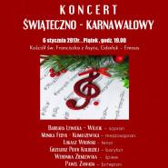 Koncert Świąteczno - Karnawałowy