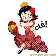 Nabór do grup tańca flamenco