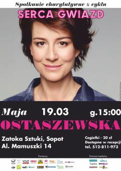 Serca Gwiazd - Maja Ostaszewska