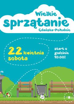 Wielkie Sprzątanie Gdańska - Południe
